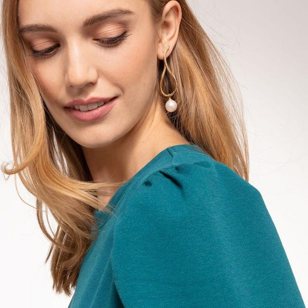 Premium Silver & Gold Earrings offer at R 2299