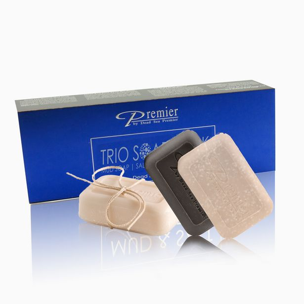Trio Soap Pack offer at R 599