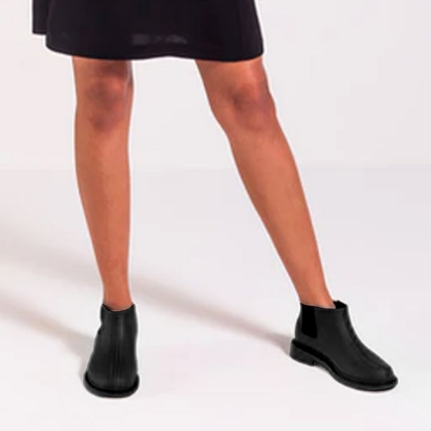 Ladies Black Skin Boots offers at R 899