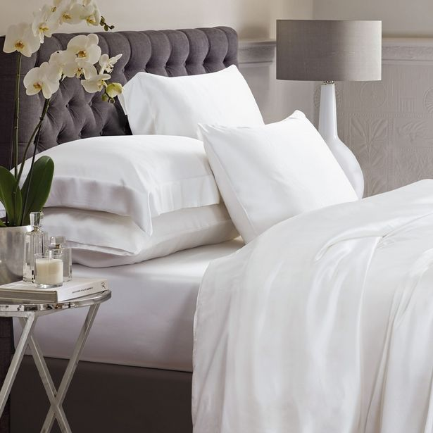 550 Thread Count, Egyptian Cotton Oxford Duvet Cover & Pillow Case Set offers at R 799