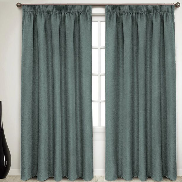 Provance Self-Lined 100% Blockout Taped or Eyelet Curtains offers at R 599