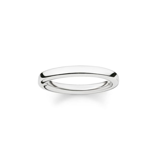 Classic Plain Band Ring offer at R 699