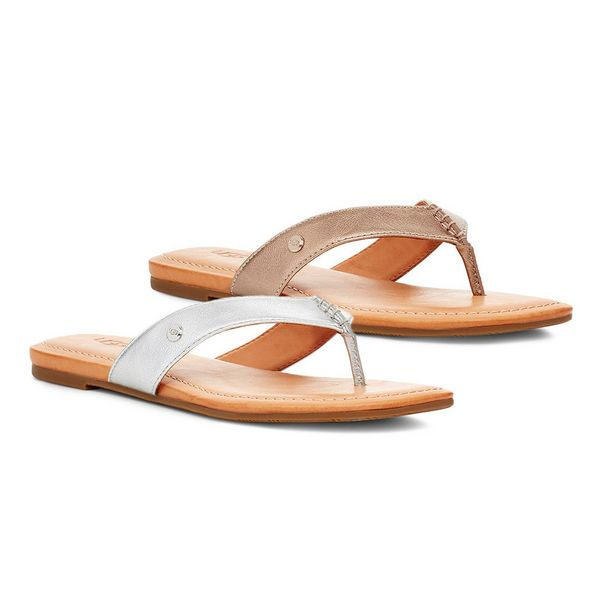 Ladies Tuolumne Metallic Sandal offer at R 599