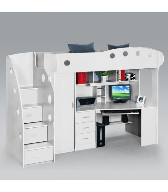 Study Bunk Bed offers at R 9200