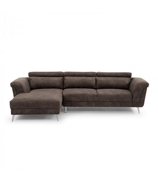 Princeton L Shape Couch - Fossil offer at R 17800