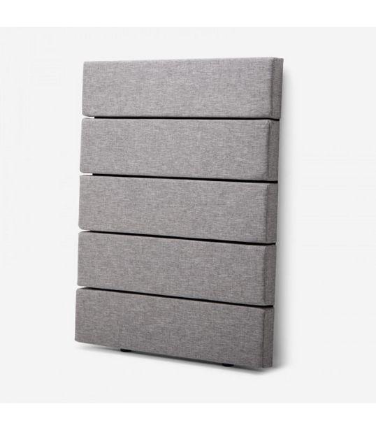 Drew Headboard Single - Forest Grey offer at R 1400