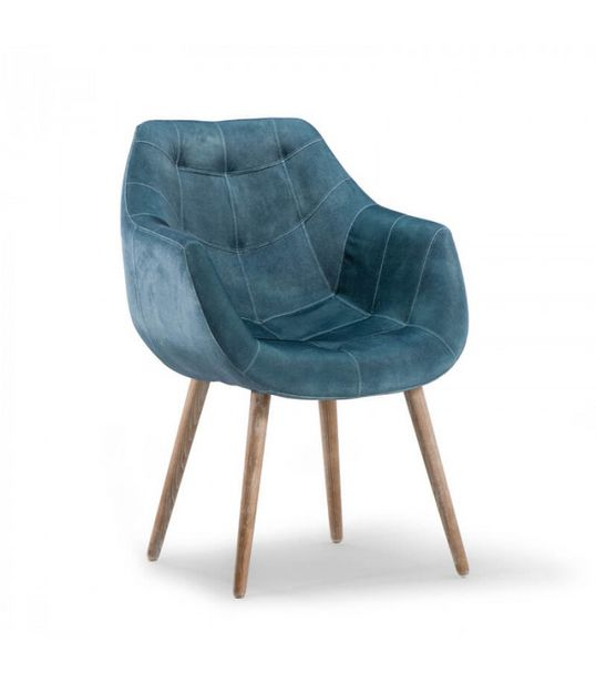 Grace Dining Chair - Dark Teal offers at R 2900