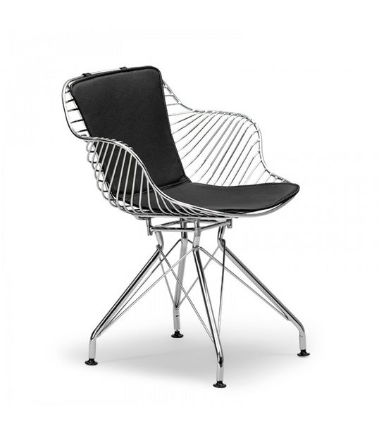Alastair Dining Chair - Chrome offers at R 1150