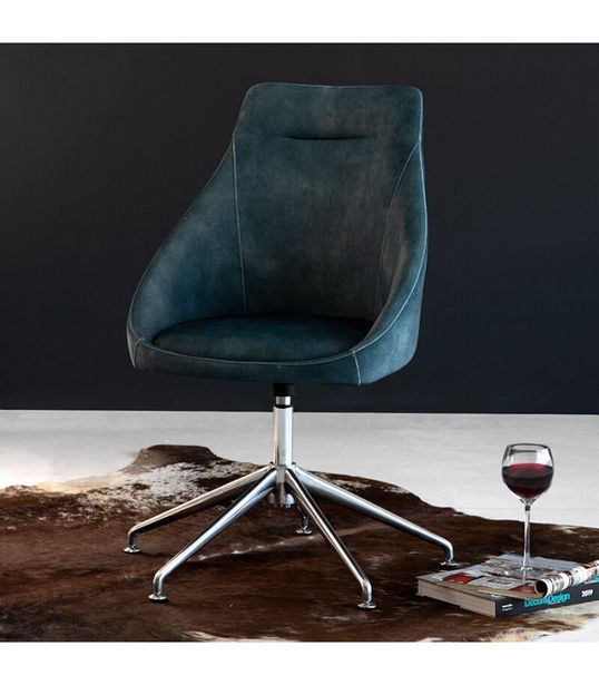 Conor Dining Chair - Velvet Dark... offers at R 2300