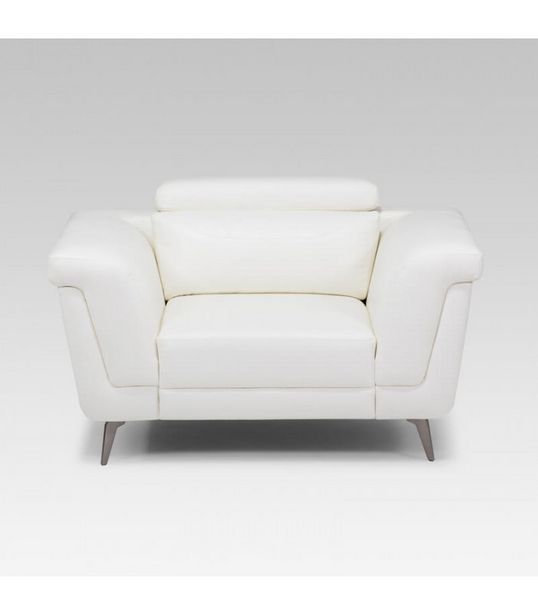 Laurence Armchair - White offers at R 4800