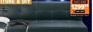 Sofa  offer at R 1299,99