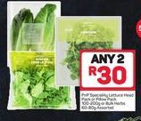 PnP Lettuce Head 2 offer at R 30