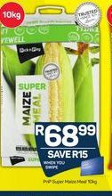 PnP Super Maize Meal offer at R 68,99