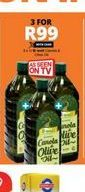 B-Well Candola Oil 3 offer at R 99