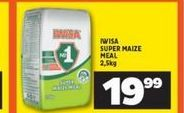 IWISA Maize Meal offer at R 19,99