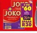 Joko Tea bags 2 offer at R 60