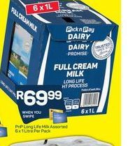Pick n Pay Milk offer at R 69,99