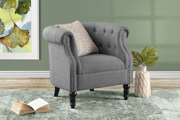 Carrington tub chair - Steel Grey offers at R 4799,99