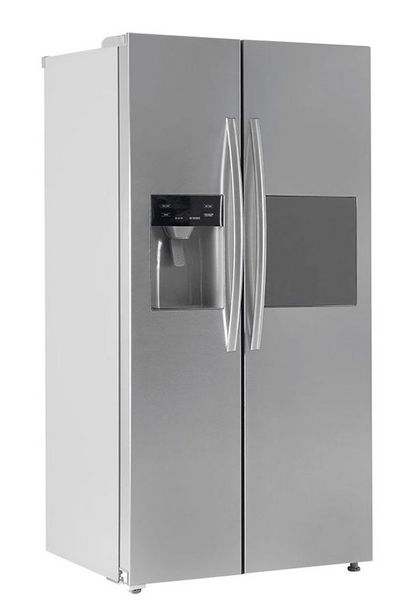 Russell Hobbs 658L with water dispenser and ice maker offers at R 22999,99