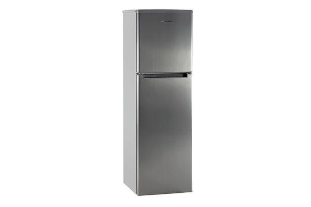 Kelvinator 220L Double Door - Inox offers at R 3599,99