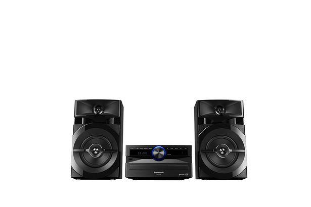 Panasonic UX100 mini hi-fi offers at R 2999,99