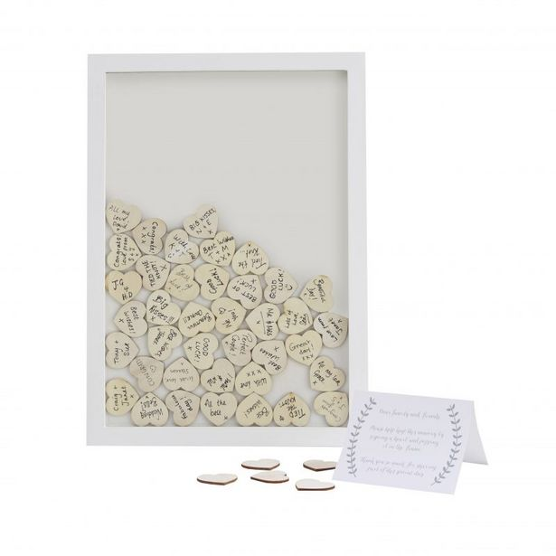 FS00126 Frame Guest Book offers at R 490