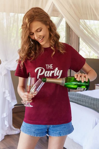 FS00205  The Party T-shirt (Copy) offers at R 180