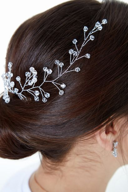 HO00542  Crystal Embellished Hair Jewellery offers at R 390