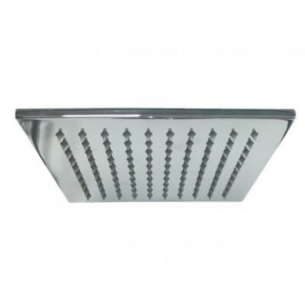 Ultra square shower head offers at R 439,95