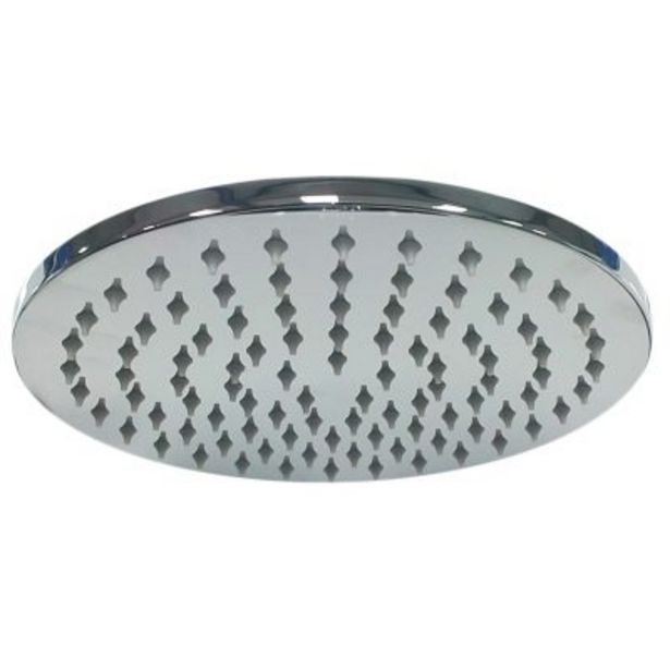 Ultra round shower head offers at R 269,95
