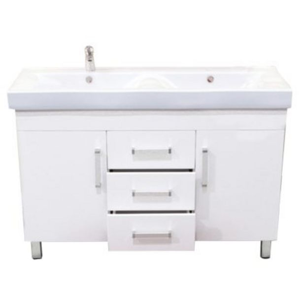 Cresta 1200 basin & cabinet – white offers at R 8929,95