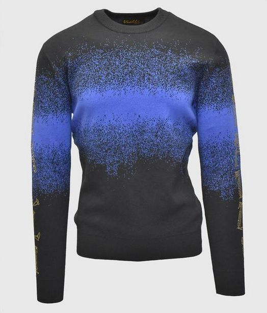 Vocca Jersey (Black / Blue) offers at R 649,5