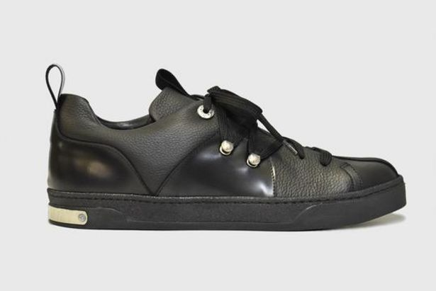 Men's Leather Shoe (Black) LU40066F offers at R 6090