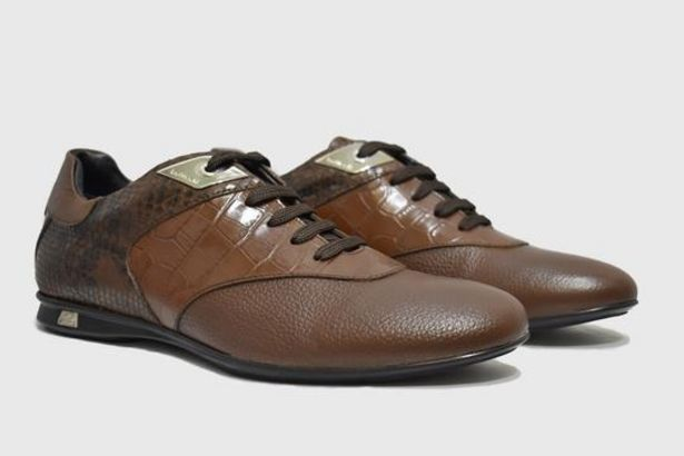 Men's Leather Shoe (Brown) LU38308 offers at R 4500
