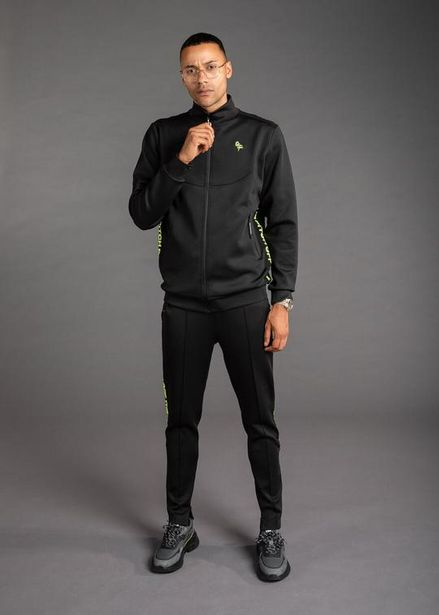 The Ruler Tracktop & Trackpants Combo (Black) offers at R 2300