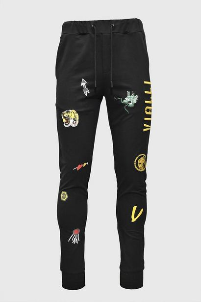 FunkB Trackpants (Black) offers at R 549,5