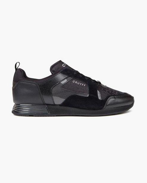 Lusso Men's Sneaker (Black) 3890 offers at R 2799