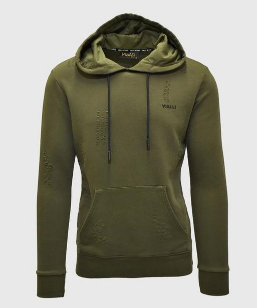 SelyT Hooded Sweatshirt (Olive) offers at R 549,5
