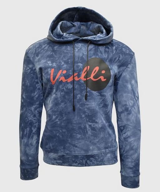 Freez Hooded Sweatshirt (Denim Blue) offers at R 599,5