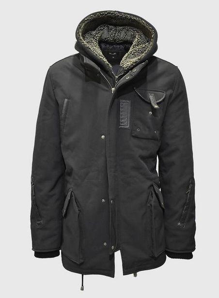 Roza Parka Jacket (Black) offers at R 2239,5