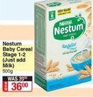 Baby cereals Nestlé offer at R 36