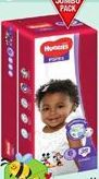 Diapers Huggies offer at R 169,95