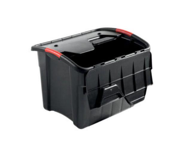 Black Storage Box – 60L offers at R 99