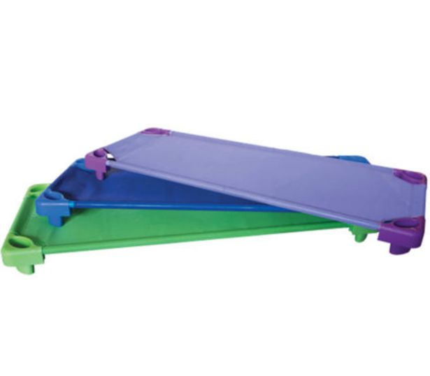 Kids Stackable Bed Single – Assorted Colours offers at R 699,99