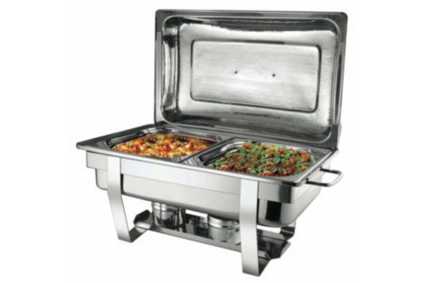 2 Pan Chafing dish offers at R 239,99