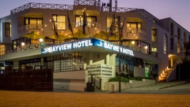 Bayview Hotel offers at R 1063