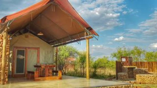 OuKlip Game Lodge offer at R 1005