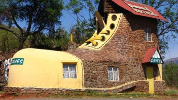 The Shoe Guest House offers at R 750