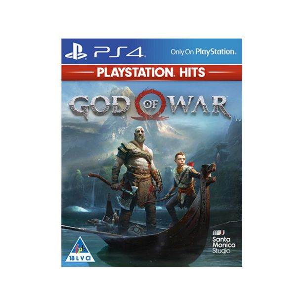 God of War (PS4) offers at R 299