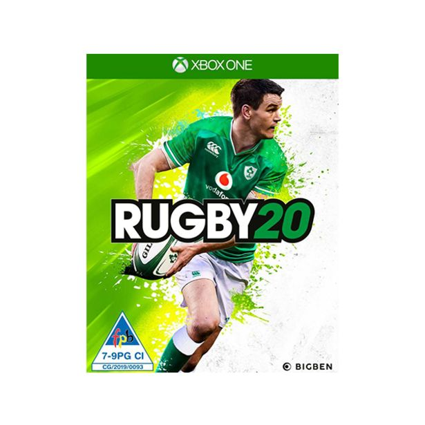 Rugby 20 (Xbox One) offer at R 299